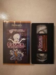 Cassette vidéo VHS Casper l'apprenti fantôme