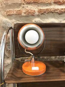 Lampe Eyeball vintage