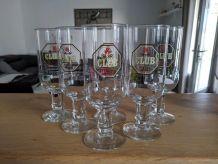 Verres à bière Stella Artois
