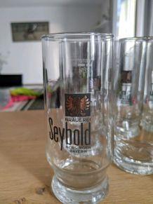 Verres à bière Seybold