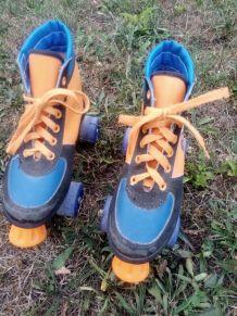 patins à roulette
