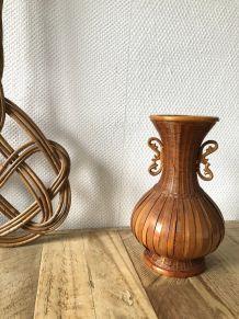 Vase amphore vintage