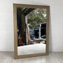 Miroir ancien au mercure