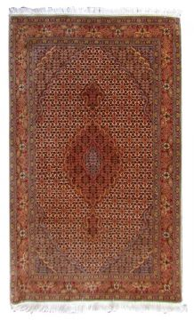 Tapis vintage Persan Tabriz fait main, 1Q0304