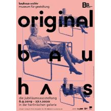 Lot de 2 affiches BAUHAUS