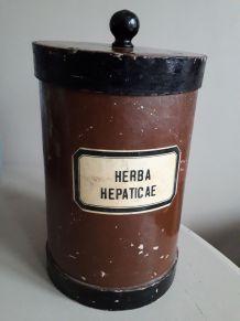 Pot d'herboriste
