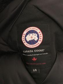 Blouson Canada Goose Aviateur Chilliwack