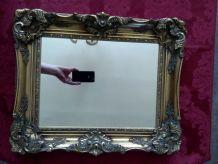 Miroir rectangulaire Style Rococo Moderne XXe