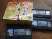 Cassettes lucky luke