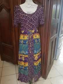Robe longue taille 40