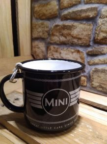 MUG/TASSE EMAILLE MINI
