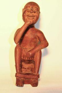 Art africain. Belle statuette africaine. Seconde partie XXe