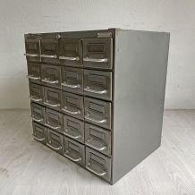 Casier métallique industriel 50's Flambo