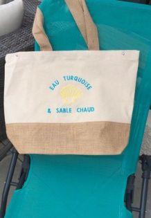 grand sac shopping neuf