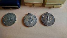 Médailles à l'effigie de Mozart - Monnaie de Paris