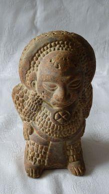 Statuette Maya du Mexique
