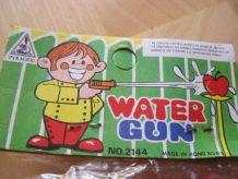 jouet de bazar petit  pistolet a eau vintage 1960/1970