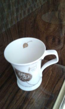Tasse à café anglaise