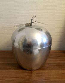 Seau à glaçons XL « Pomme » - années 70