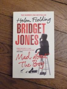 Bridget Jones - Mad About The Boy- Helen Fielding