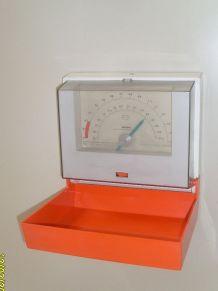 Balance murale orange KRUPS 3 kg