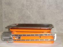 Balance cuisine vintage orange Inca de luxe 70 s
