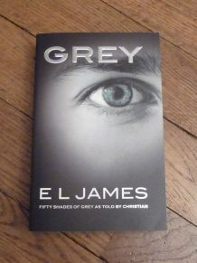 ☀ Grey- E L James- Arrow Books