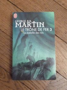 Le Trone De Fer (A Game Of Thrones)- Tome 3
