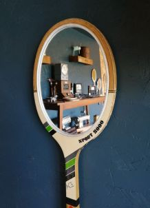 "Miroir, raquette miroir, raquette tennis - ""Ace"""