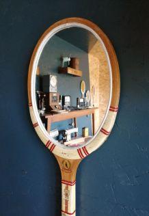 "Miroir, raquette miroir, raquette tennis - ""Dely"""