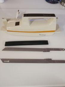 Couteau électrique Moulinex vintage