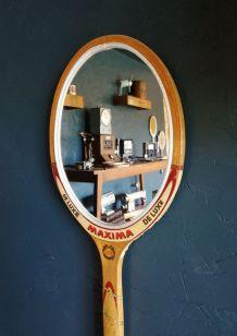 "Miroir, raquette miroir, raquette tennis - ""Maxima"""