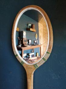 "Miroir, raquette miroir, raquette tennis - ""Olympia"""