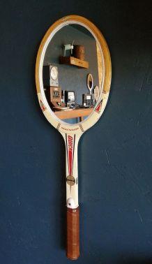 """Miroir, raquette miroir, raquette tennis - """"Snauwaert Quick"""""""