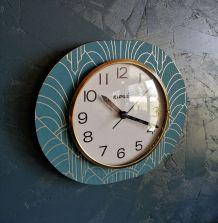 """Horloge vintage, pendule """"Kiplé"""""""