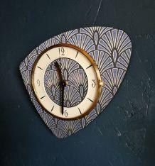 """Horloge vintage, pendule """"Sipratic"""""""