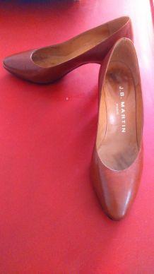 Chaussure cuir J.B Martin taille 35