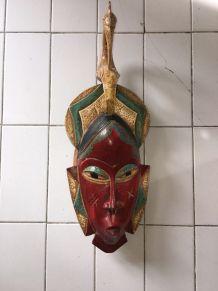 Masque nigérian