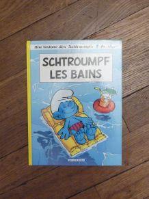 Les Schtroumpfs- Tome 27- Schtroumpf Les Bains- Peyo