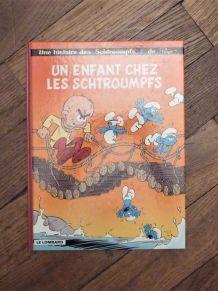 Les Schtroumpfs- Tome 25- Un Enfant Chez Les Schtroumpfs