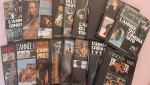 17 volumes L'ANNEE DU CINEMA 1978 A 1994