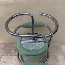 Chaises Vintage Cobra