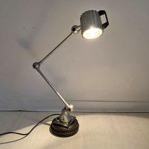 Lampe Jielde modèle projecteur à lentille