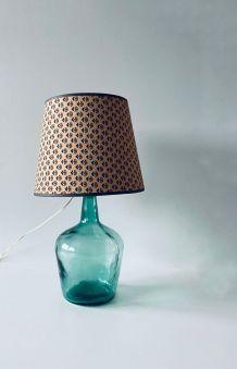 Lampe vintage dame Jeanne