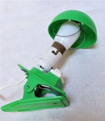 Petite lampe à pince champignon