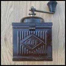 Moulin à café COFF en métal de marque COFF