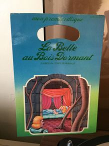 Vinyle La Belle au Bois Dormant