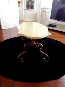 Table basse baroque