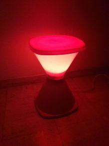 Tabouret lampe POLA