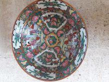 Saladier chinois decorated wsl hong kong